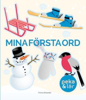 Mina första ord - vinter! av Tinna Ahlander