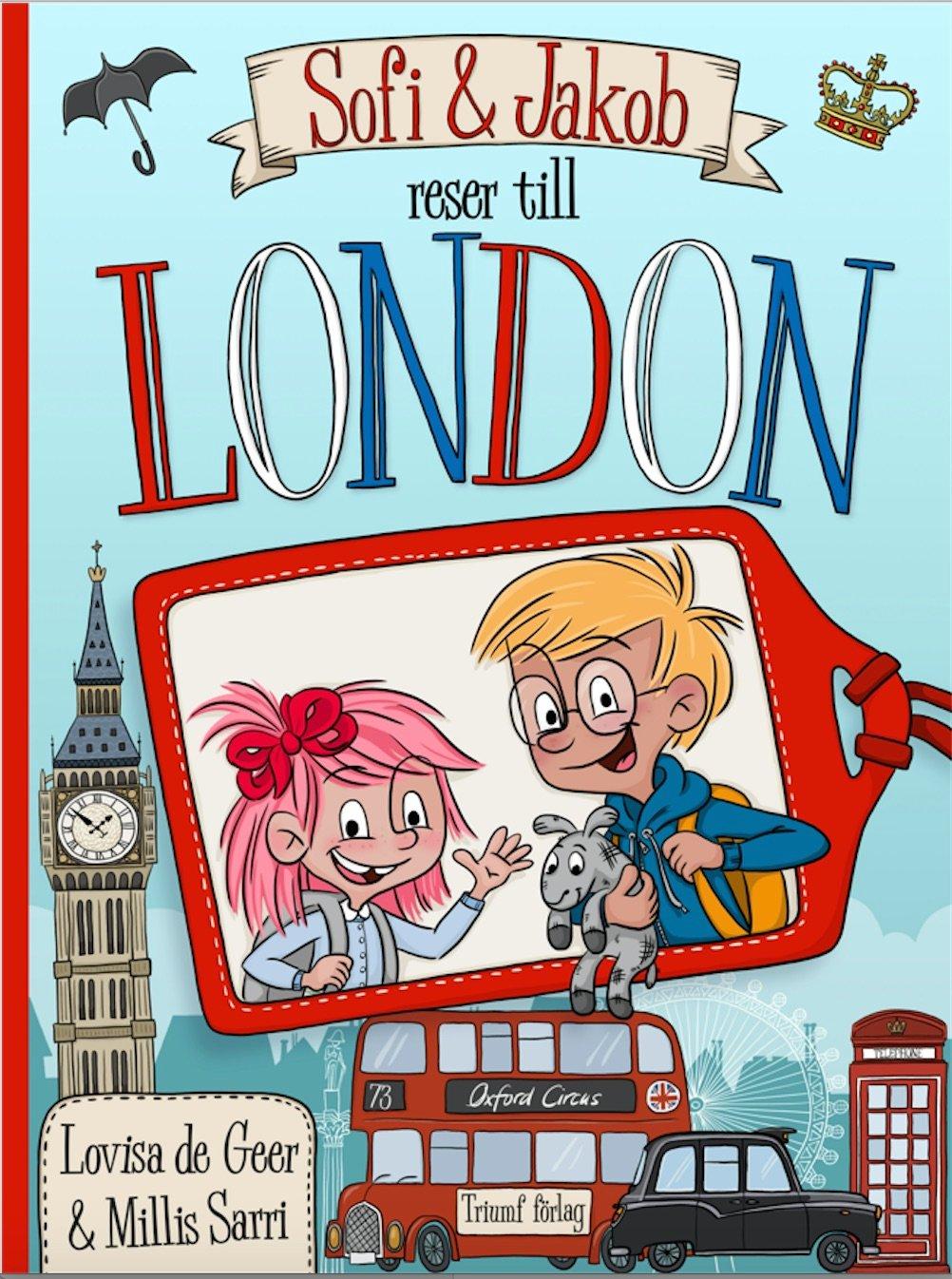 """Sofi & jakob reser till London av Lovisa de Geer & Millis Sarri """"Lilla formatet"""""""