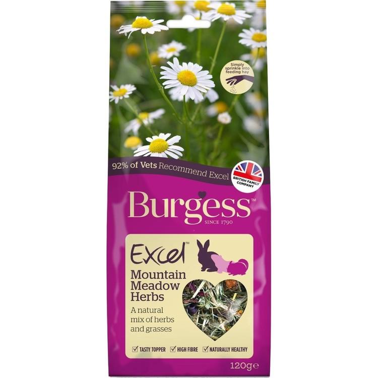 Burgess Mountain Meadow Herbs