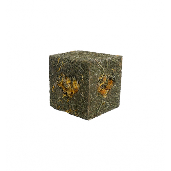 I Love Hay Cube (Medium)