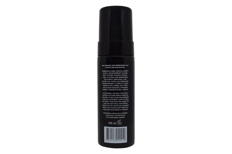 Foam wash BLANCHE | Ögonfransrengöring 150ml | Fransschampoo | För ögonfransar | FLERPACK