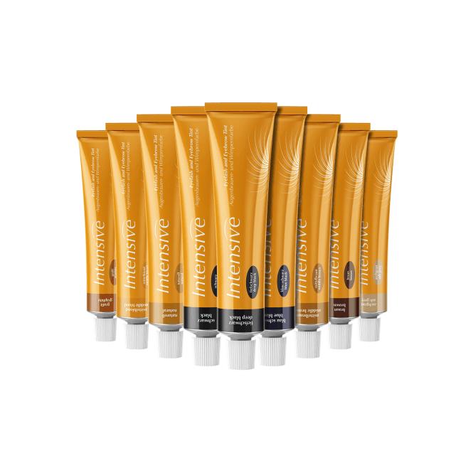 Biosmetic Intesive Fransfärg & Brynfärg | Färgning av fransar och bryn 20g