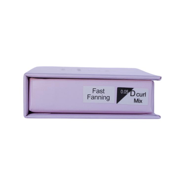 Volymfransar | Fast-fanning | 0,05 | sublime