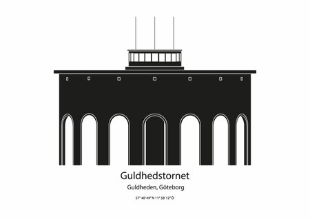 Guldhedstornet Göteborg