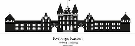Kvibergs Kasern Göteborg