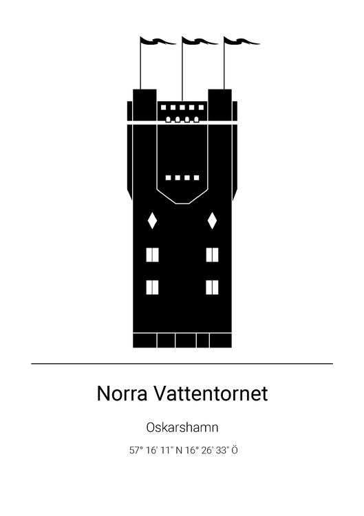 Norra Vattentornet Oskarshamn