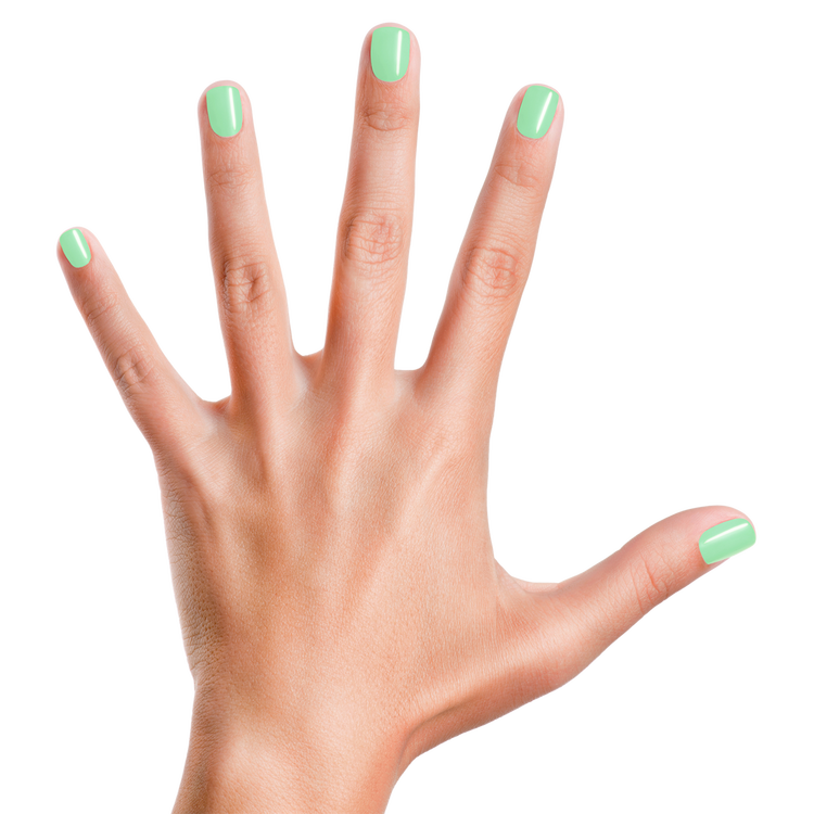 Nagellack Mint To Be