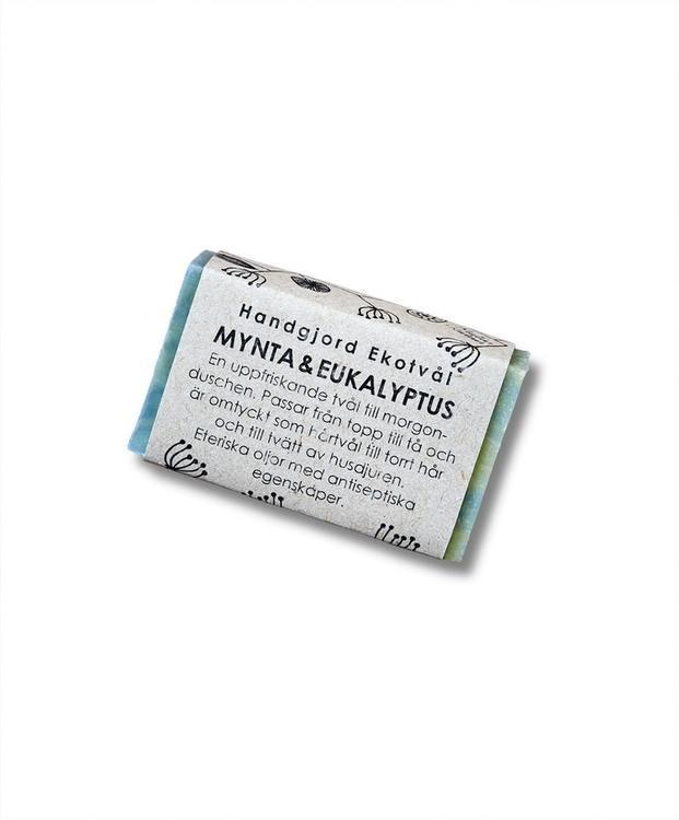 Ekologisk tvål Mynta & Eukayptus