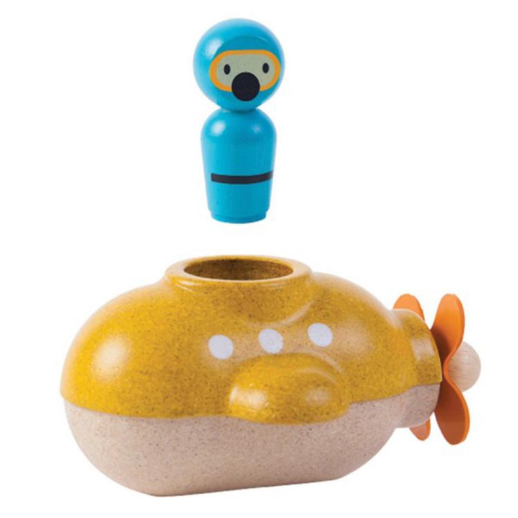 Ubåt, Plan Toys
