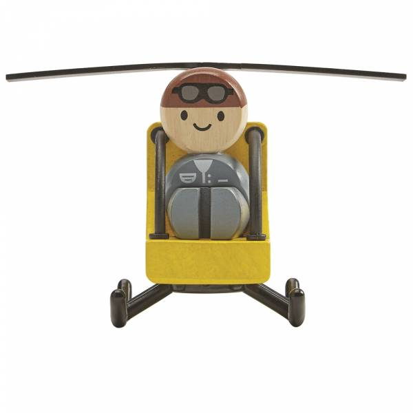 Helikopter, Plan Toys