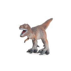 Tyrannosaurus Rex, Green Rubber Toys
