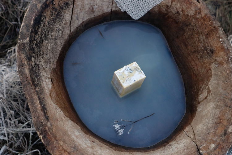 Ekologisk tvål Ringblomma & Citrus, Malin i Ratan