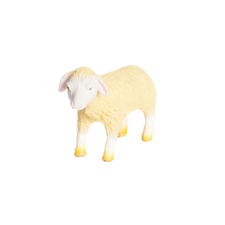 Lamm, Green Rubber Toys
