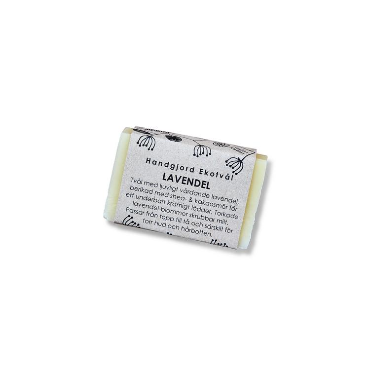 Ekologisk tvål Lavendel 40 gram, Malin i Ratan