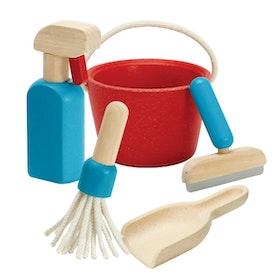 Cleaning set, Plan Toys