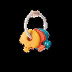 Skallra nycklar