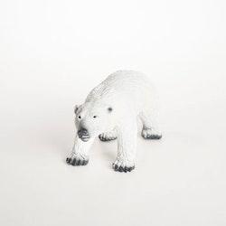 Isbjörn i naturgummi