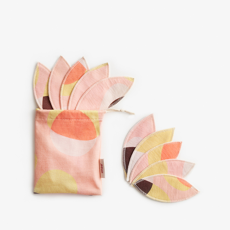 Labia pads 10-pack