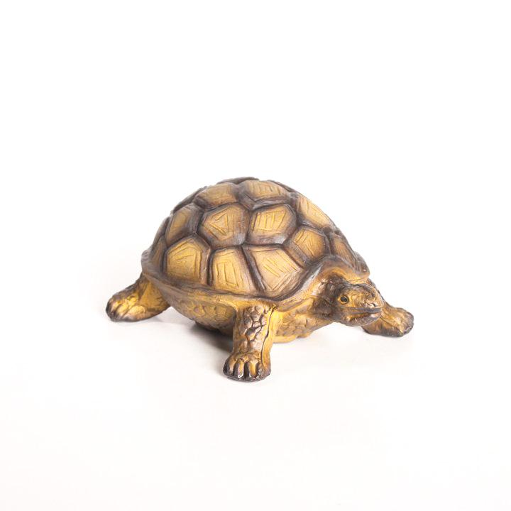 Sköldpadda, Green Rubber Toys