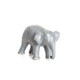 Elefant unge, Green Rubber Toys