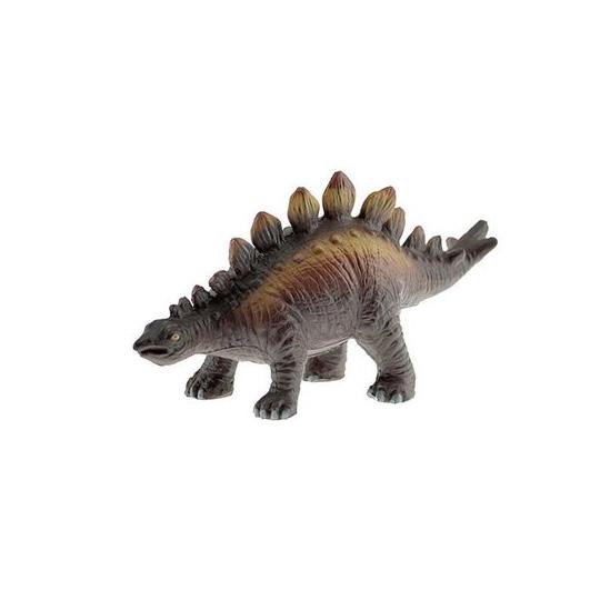 Stegosaurus, Green Rubber Toys