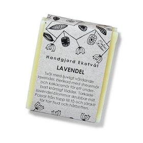 Ekologisk tvål Lavendel 40 gram