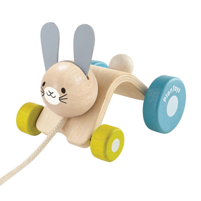 Hopping Rabbit, Plan Toys