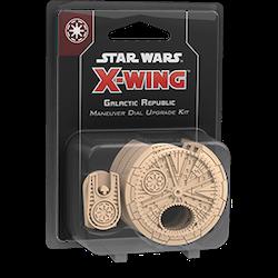 X-Wing: Maneuver Dial Upgrade Kit