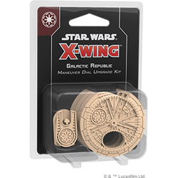 X-Wing: Maneuver Dial Upgrade Kit