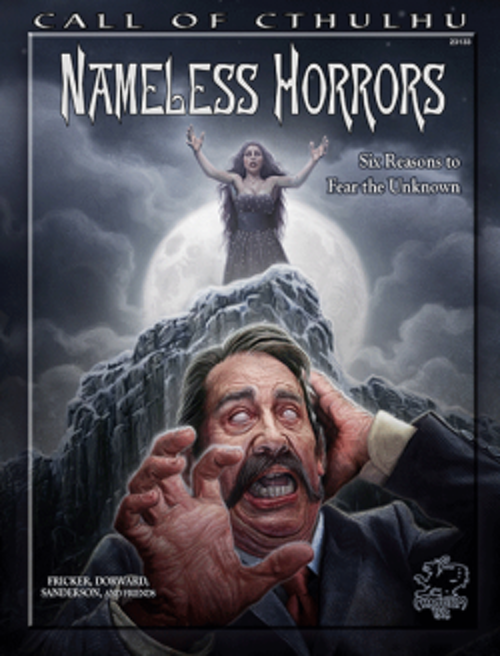 Call of Cthulhu: Nameless Horrors (7th Ed.)