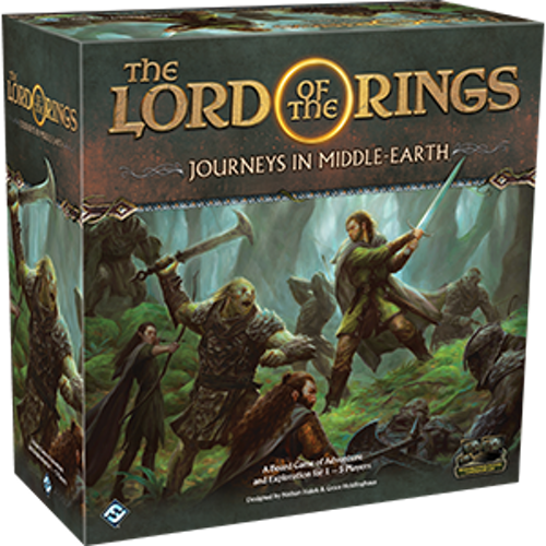 The Lord of the Rings: Journeys in Middle-earth PRE-ORDER