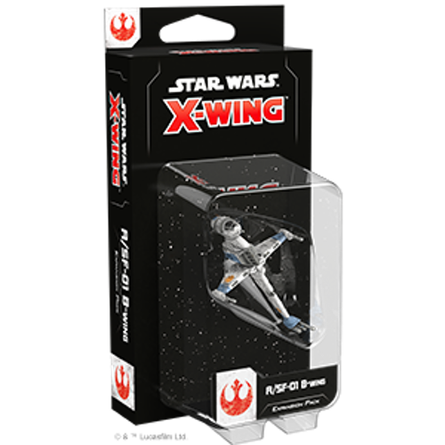 X-Wing (2nd Ed):  A/SF-01 B-Wing Expansion Pack
