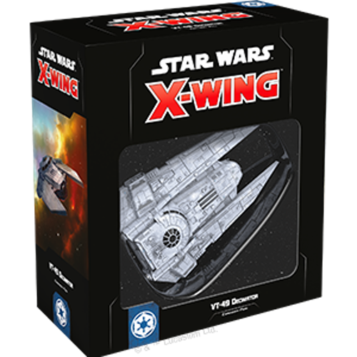X-Wing 2nd Edition: VT-49 Decimator Expansion Pack