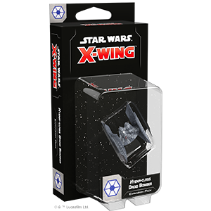 X-Wing (2nd Ed): Hyena-class Droid Bomber Expansion Pack