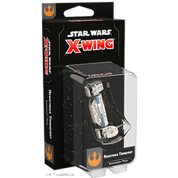 X-Wing (2nd Ed):  Resistance Transport Expansion Pack