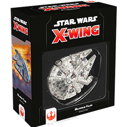 X-Wing 2nd Edition: Millennium Falcon Expansion Pack