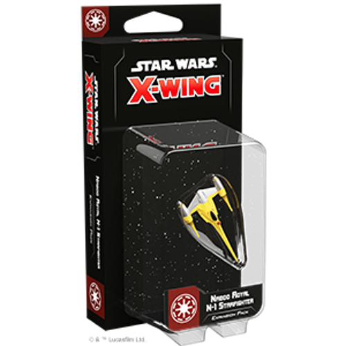 X-Wing (2nd Ed): Naboo Royal N-1 Starfighter Expansion Pack