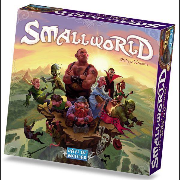 Small World (Svenska, Norska, Danska)