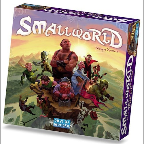 Small World (Svenska, Norska, Danska)
