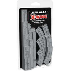 X-Wing Deluxe Movement Tools & Range Ruler