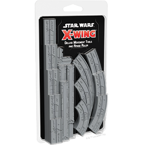 X-Wing Deluxe Movement Tools & Range Ruler