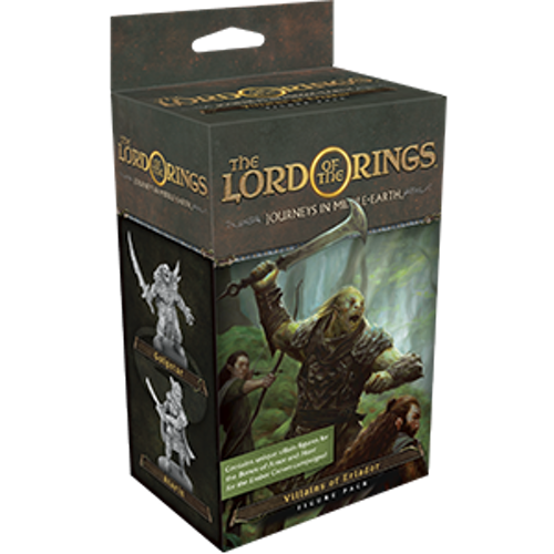 LotR Journeys in Middle Earth: Villains of Eriador Figure Pack
