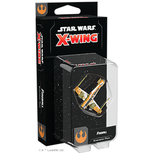 X-Wing (2nd Ed):  Fireball Expansion