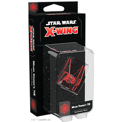 X-Wing (2nd Ed): Major Vonreg's TIE Expansion Pack