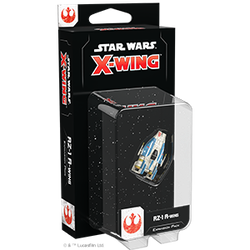X-Wing (2nd Ed):  RZ-1 A-Wing