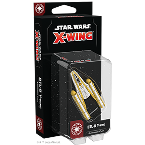 X-Wing (2nd Ed): BTL-B Y-Wing Expansion