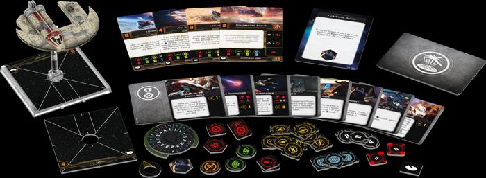 X-Wing (2nd Ed): Punishing One