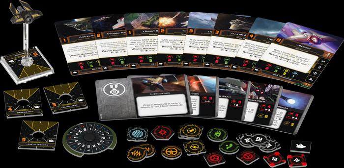 X-Wing (2nd Ed): M3-A Interceptor