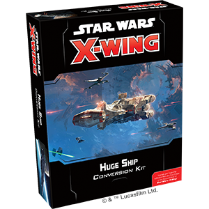X-Wing (2nd Ed): Huge Ship Conversion Kit