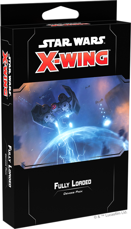 X-Wing (2nd Ed): Fully Loaded Devices Pack